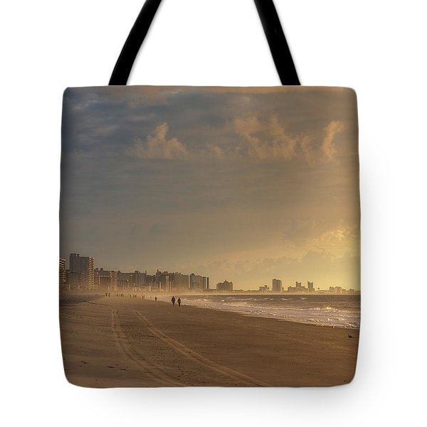 Myrtle Sunrise Tote Bag