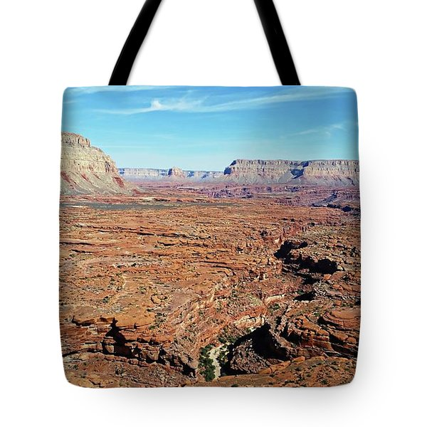 Mysterious Havasupai Canyon Tote Bag