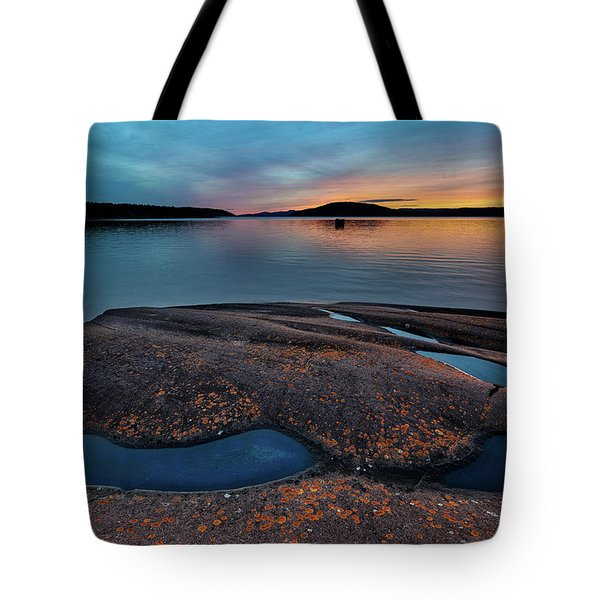 Mystic Pools Tote Bag