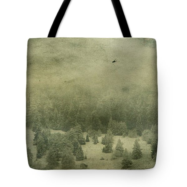 Mystic Wood Tote Bag