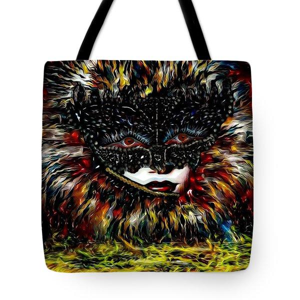 Mystica Coloure Tote Bag