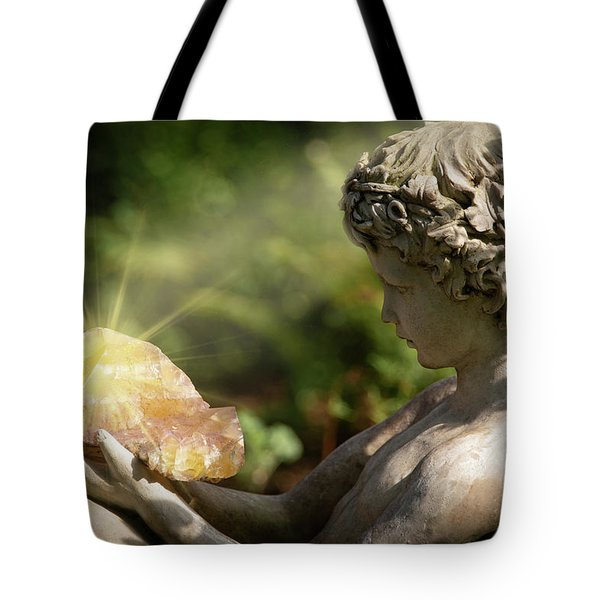 Tote Bag featuring the photograph Mystical Enchantment by Dale Kincaid