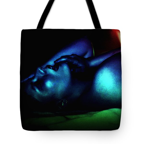 Nadine 5 Tote Bag