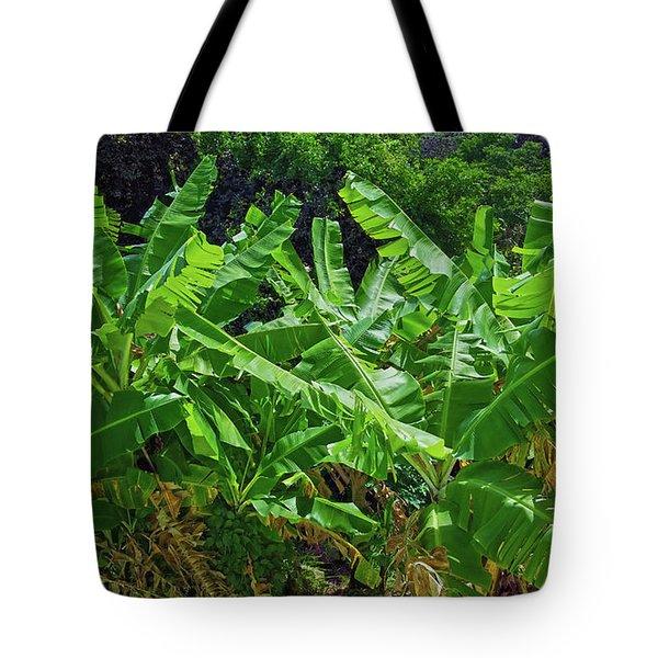 Nana Banana Tote Bag