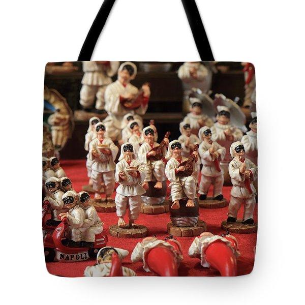 Napoli Tote Bag