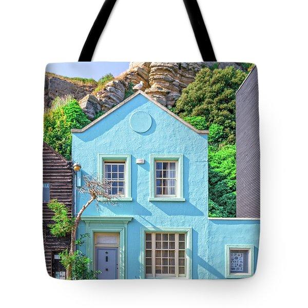 Nash Tote Bag