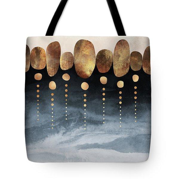 Natural Abstraction Tote Bag