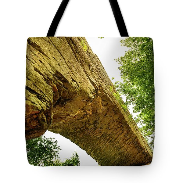 Natural Bridge 4 Tote Bag