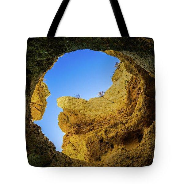 Natural Skylight Tote Bag
