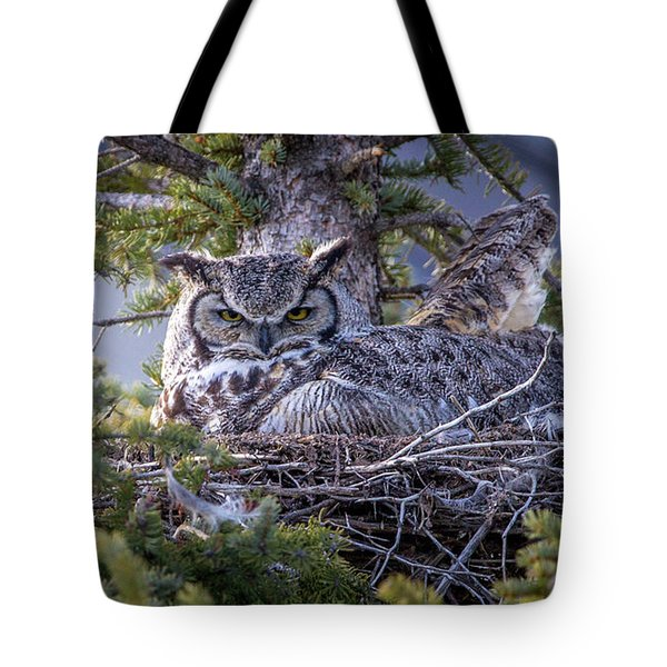 Naturally Patient  Tote Bag