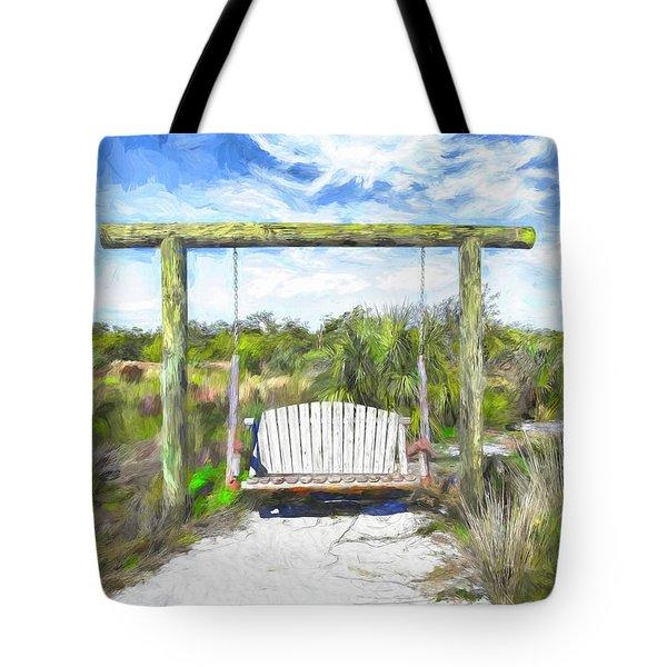 Nature Swing Tote Bag