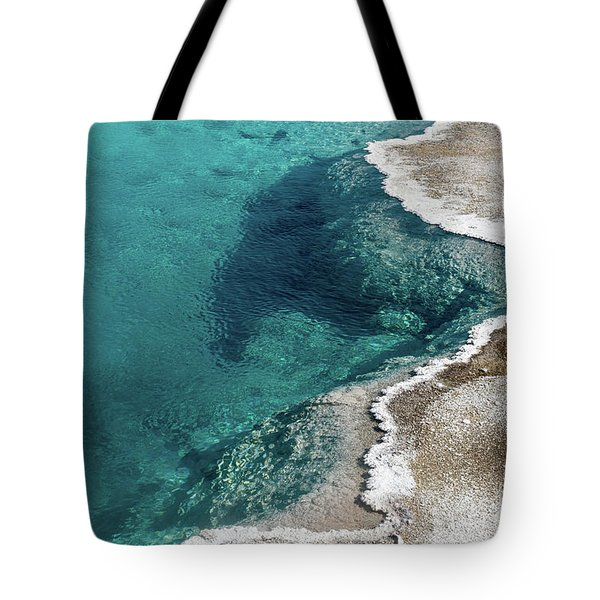 Nature's Hot Tub Tote Bag