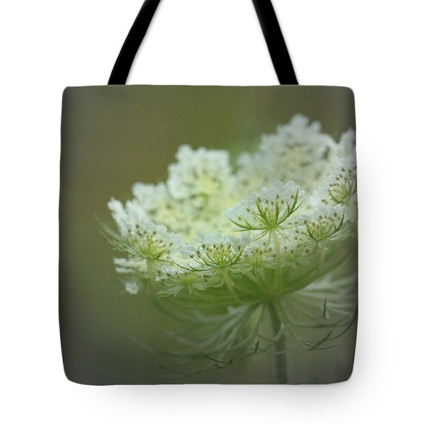 Nature's Lace Tote Bag