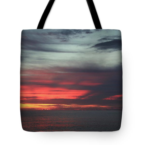 Nature's Show Tote Bag