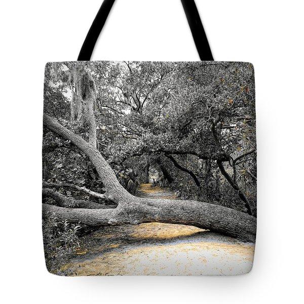 Nature's Way Tote Bag