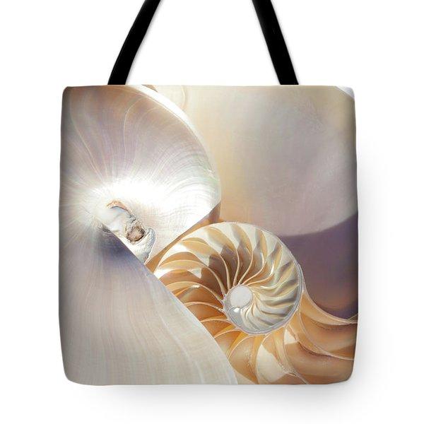 Nautilus 0454 Tote Bag
