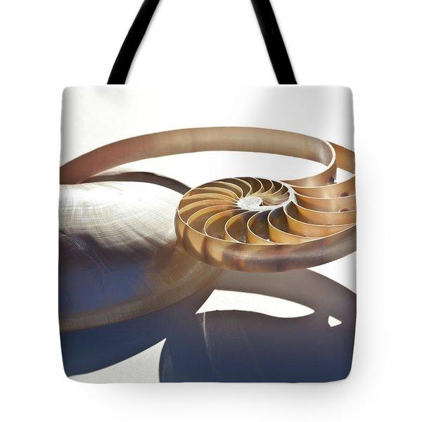 Nautilus 0469 Tote Bag