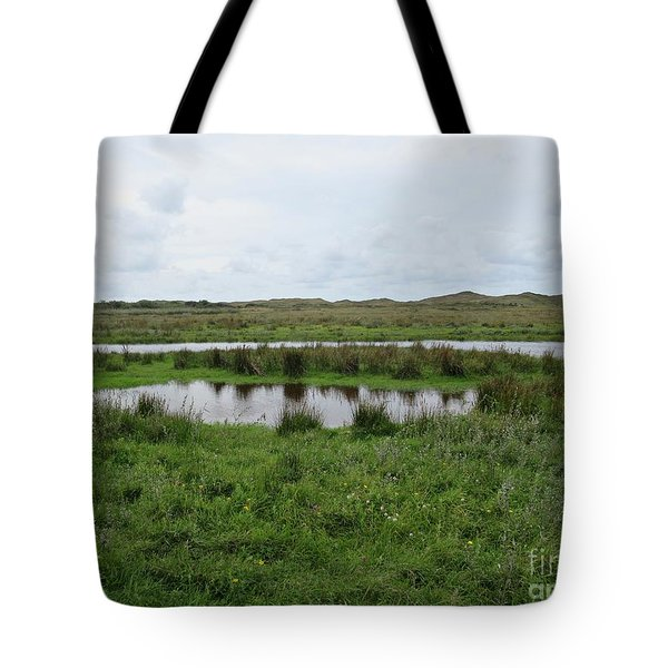Near De Muy On Texel Tote Bag