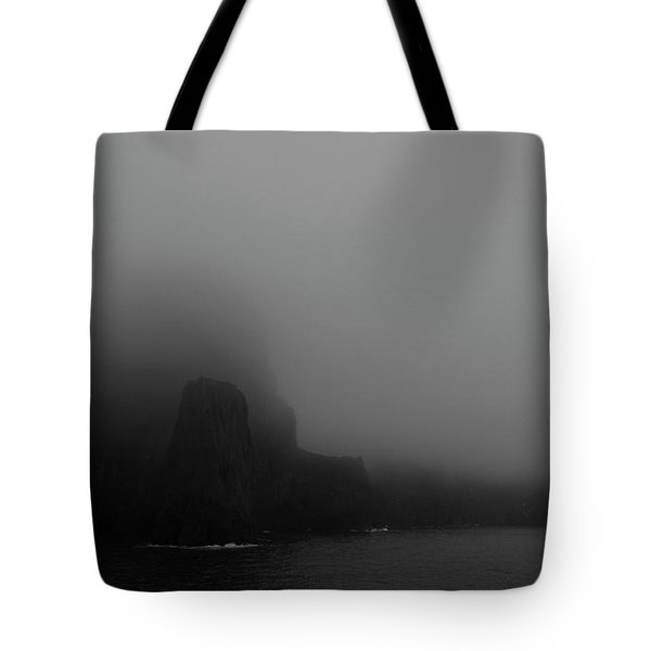 Near The End Of The World Tote Bag