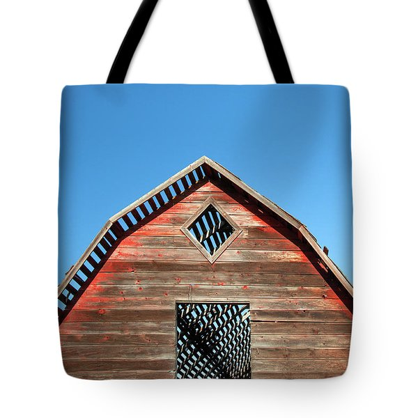 Needs A New Roof Tote Bag