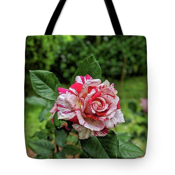 Neil Diamond Rose Tote Bag