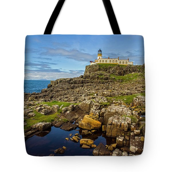 Neist Point Lighthouse No. 2 Tote Bag