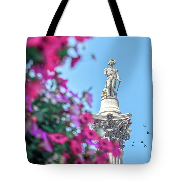 Nelson Tote Bag