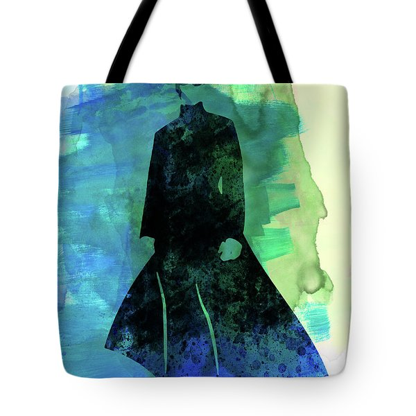 Neo Watercolor Tote Bag