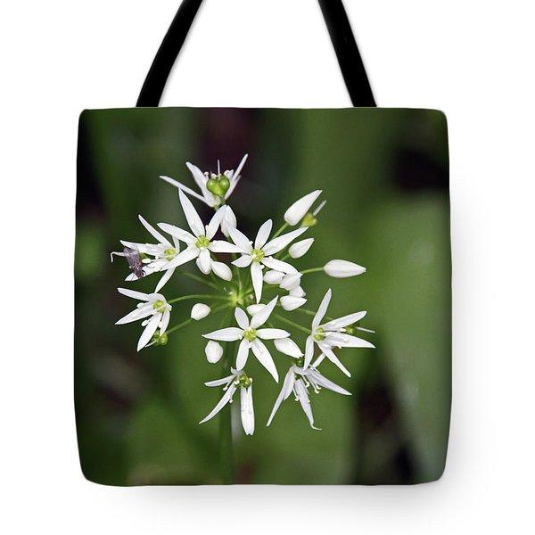 Neston. Wild Garlic. Tote Bag