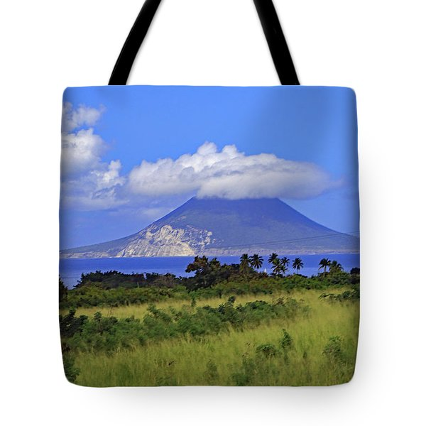 Tote Bag featuring the photograph Nevis by Tony Murtagh