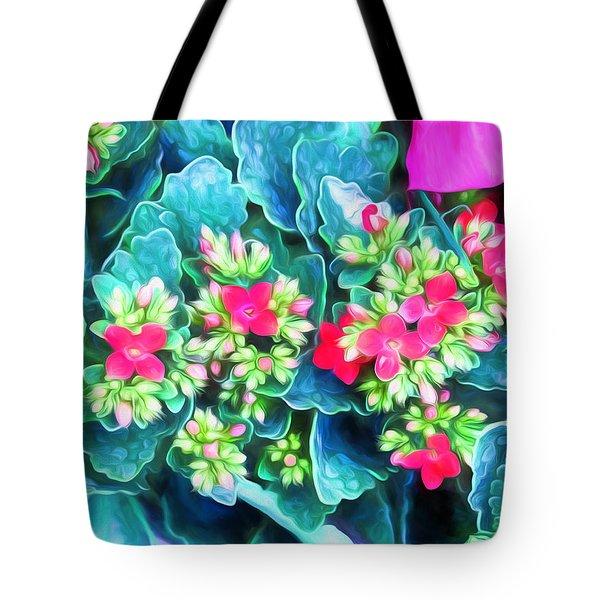 New Blooms Tote Bag