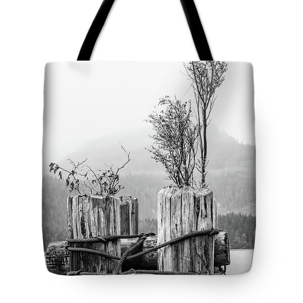 New From Old Tote Bag