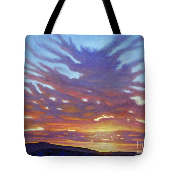 New Mexico II Tote Bag