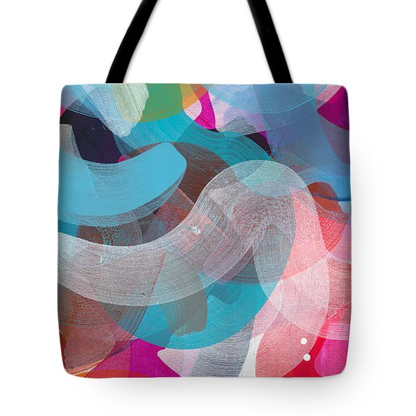 New People Tote Bag