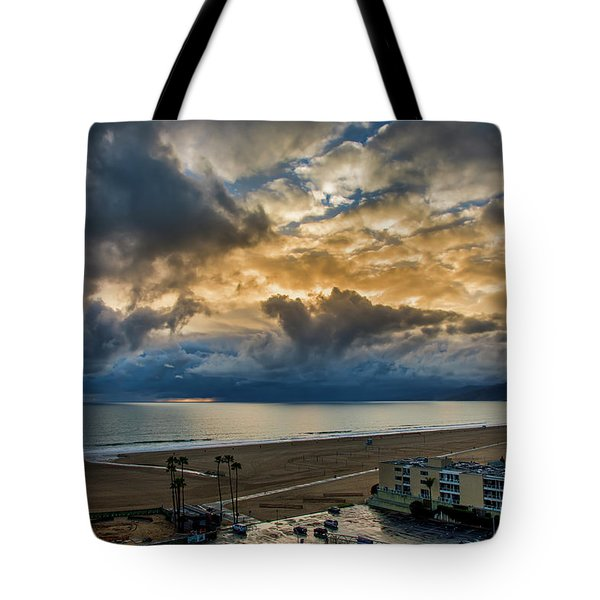 New Sky After The Rain Tote Bag
