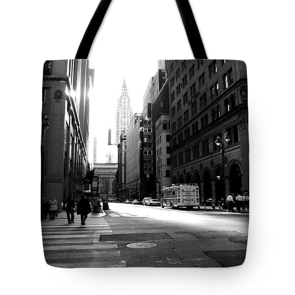 New York, Street Tote Bag