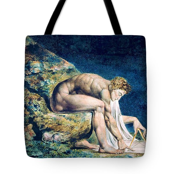 Newton - Digital Remastered Edition Tote Bag