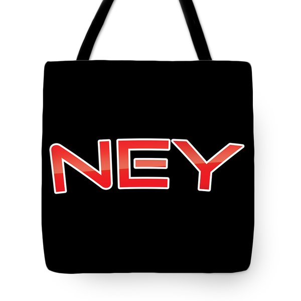 Tote Bag featuring the digital art Ney by TintoDesigns