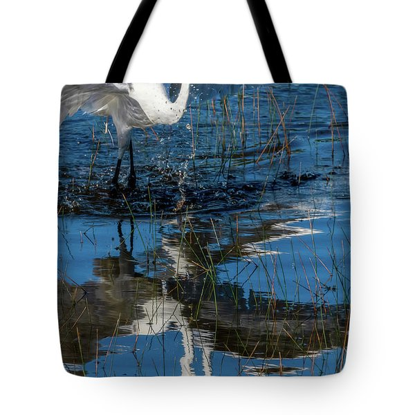 Tote Bag featuring the photograph Nice Meal by Dan Friend