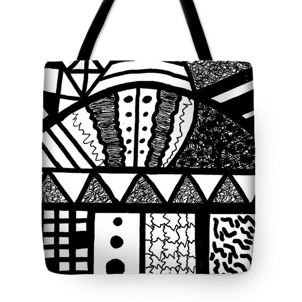 Night And Day 15 Tote Bag