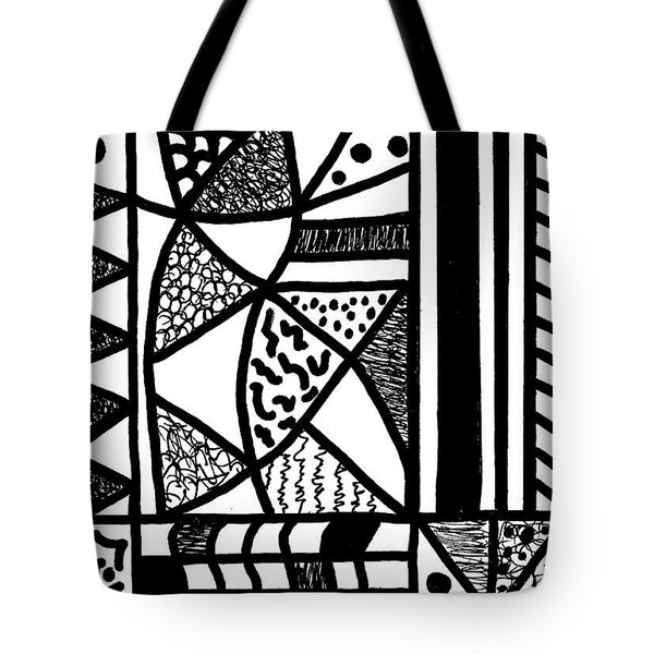 Night And Day 17 Tote Bag