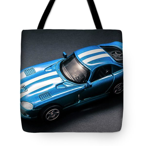 Night Drives Tote Bag