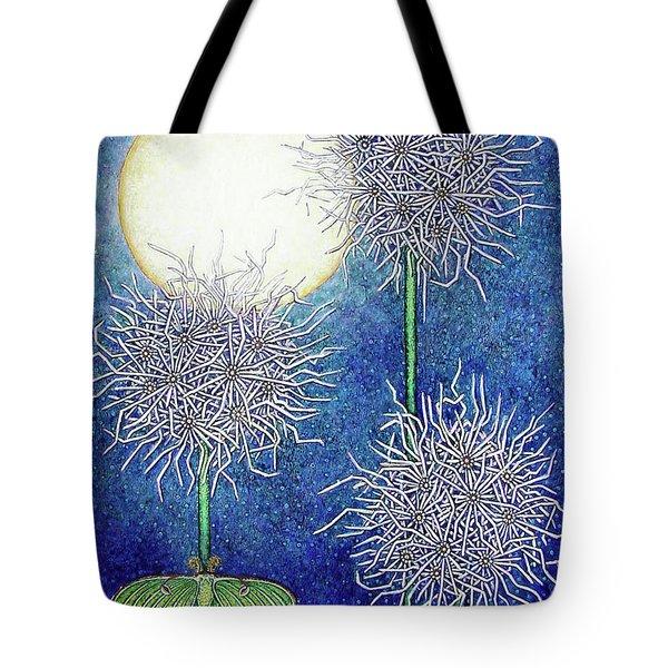 Night Garden 2 Tote Bag