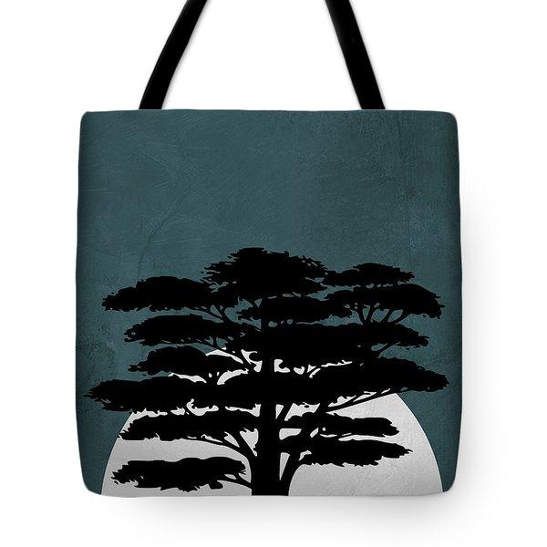 Night In Safari Tote Bag