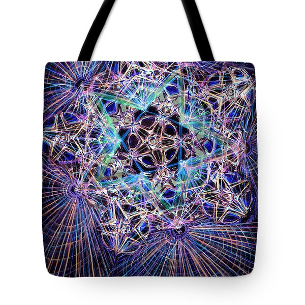 Night Star Tote Bag