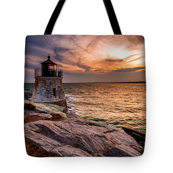 Night Watch Set Tote Bag