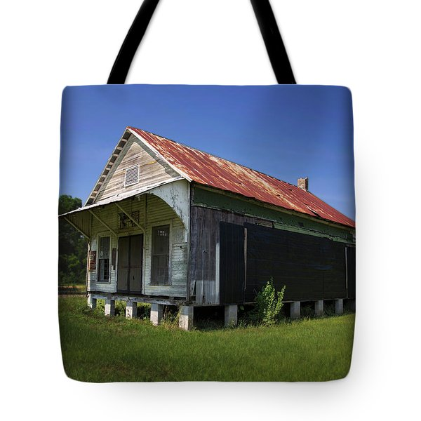 No Longer Standing Tote Bag
