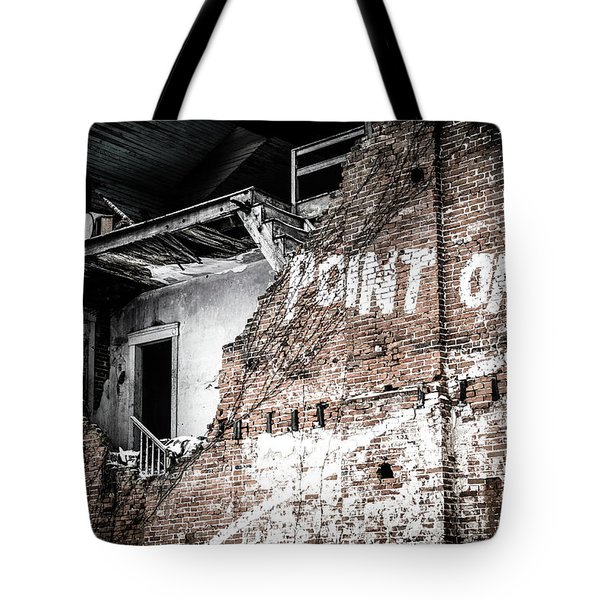 No Return Tote Bag
