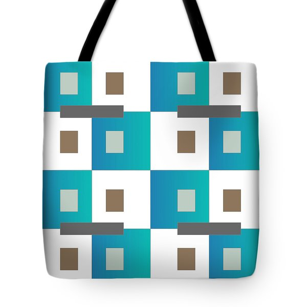 No Thinking Iv Tote Bag