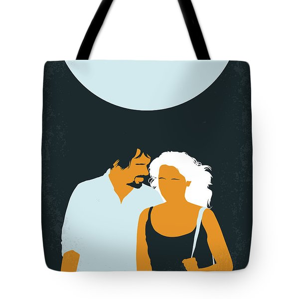 No1013 My Before Midnight Minimal Movie Poster Tote Bag